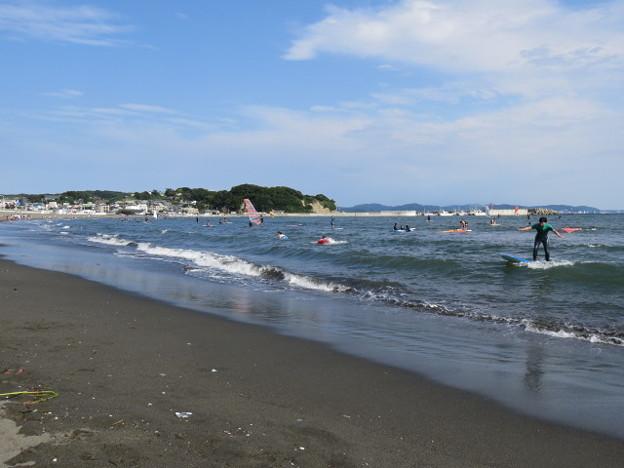 片瀬東浜海岸 海その885 IMG_3347