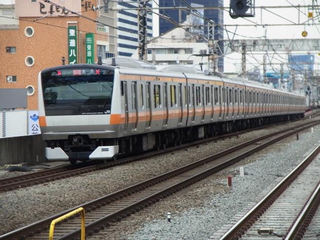中央線 快速東京行 RIMG5494