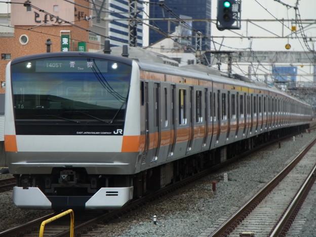 中央線 快速青梅行 RIMG5585