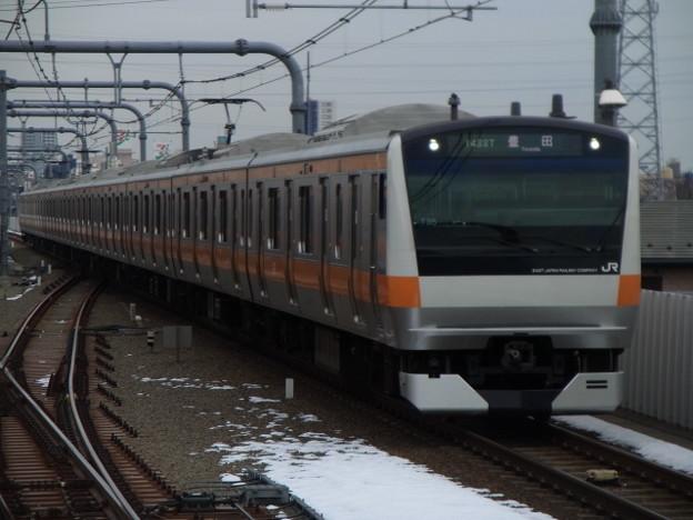 中央線 快速豊田行 RIMG5607