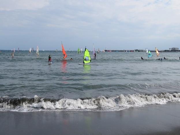 片瀬東浜海岸 海その886 IMG_3377