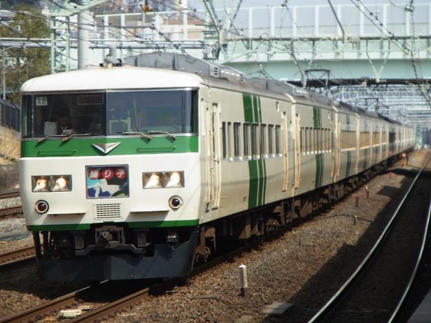 東海道本線 特急踊り子伊豆急下田・修善寺行 RIMG5697