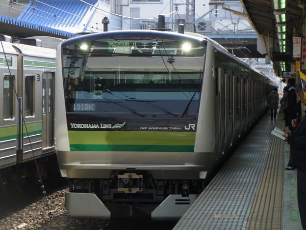横浜線 普通八王子行 RIMG5715