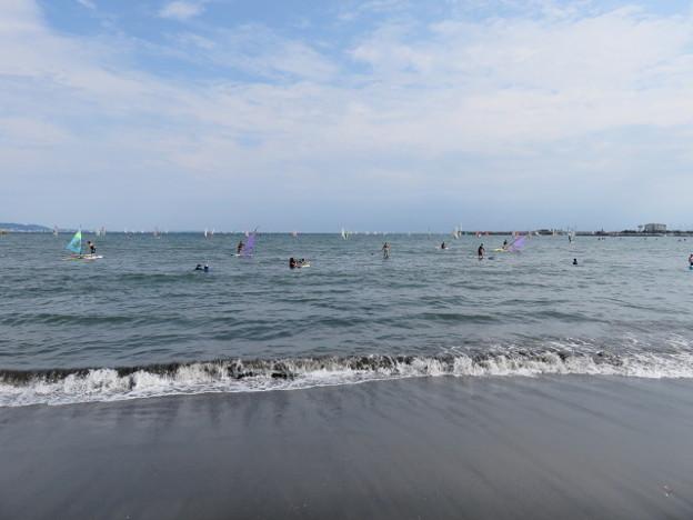 片瀬東浜海岸 海その901 IMG_3346