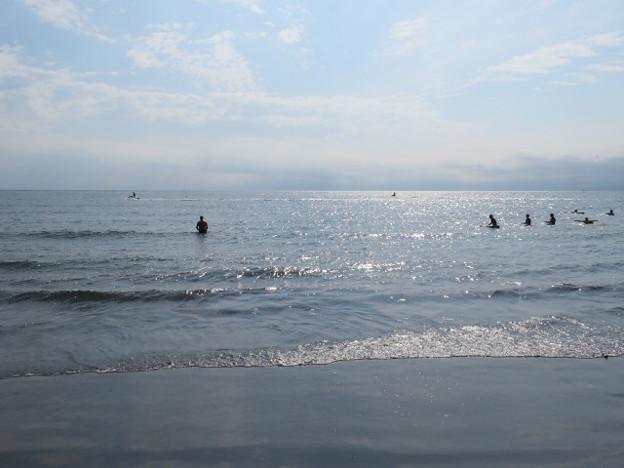 片瀬西浜海岸 海その903 IMG_3389