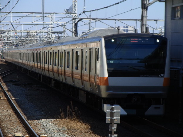 Photos: 中央線 快速豊田行 RIMG5836