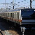 中央線 快速豊田行 RIMG5836