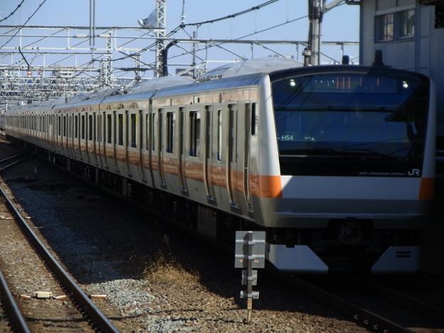 中央線 快速高尾行 RIMG5843