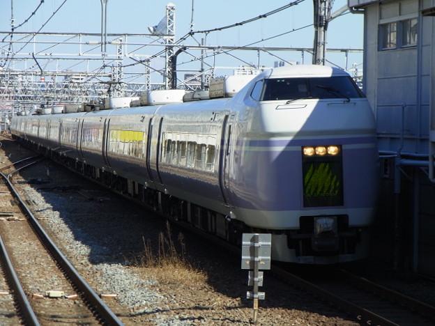 中央本線 特急スーパーあずさ松本行 RIMG5844