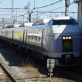 Photos: 中央本線 特急スーパーあずさ松本行 RIMG5844
