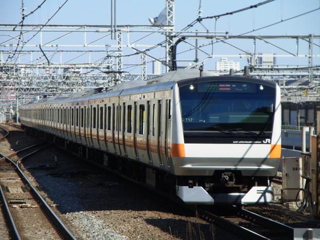 中央線 快速高尾行 RIMG5845