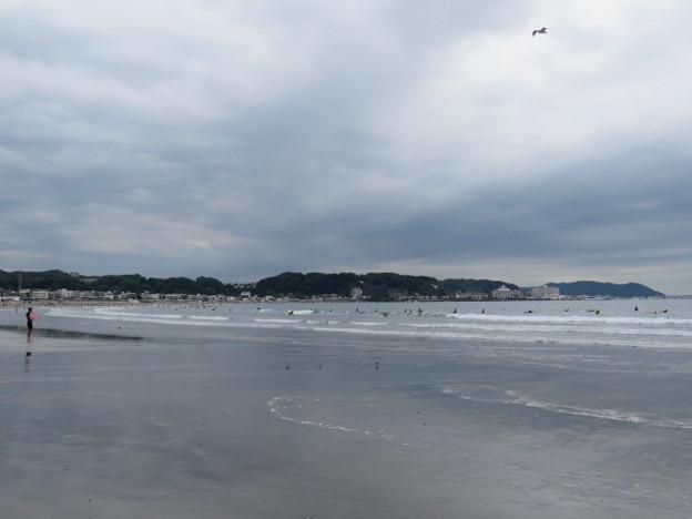 由比ヶ浜 海その912 IMG_3098