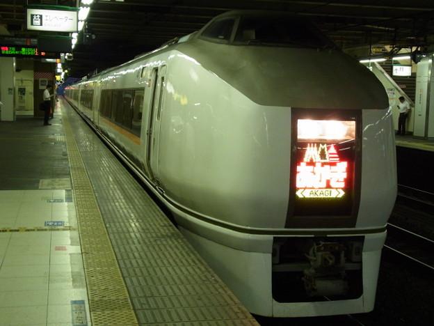 高崎線 特急あかぎ前橋行 RIMG6122