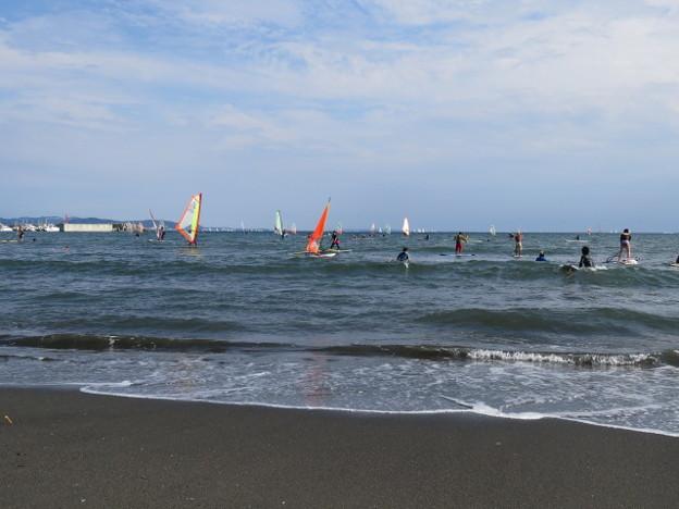 片瀬東浜海岸 海その918 IMG_3360