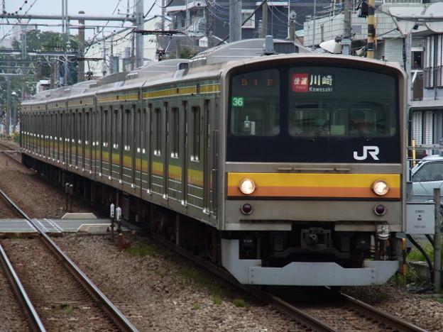 南武線 快速川崎行 RIMG6124