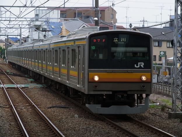 Photos: 南武線 普通立川行 RIMG6125