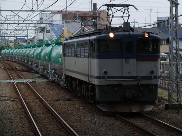 Photos: 南武線 貨物列車 RIMG6126