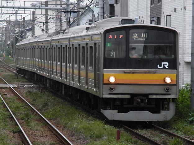 南武線 普通立川行 RIMG6129