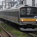 Photos: 南武線 普通立川行 RIMG6129