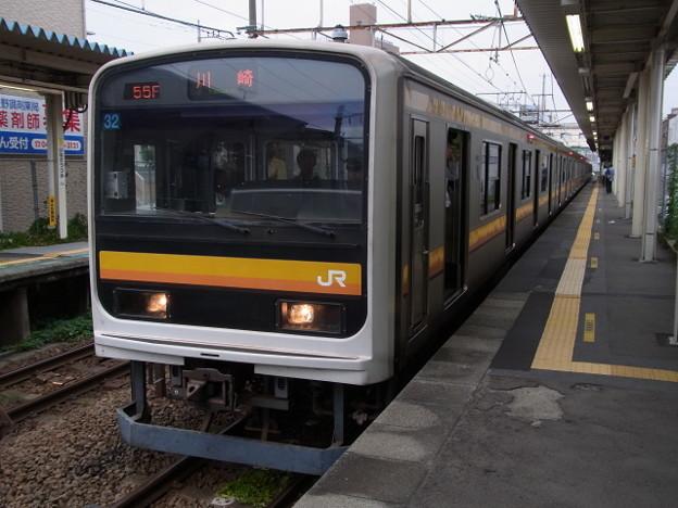 南武線 普通川崎行 RIMG6135