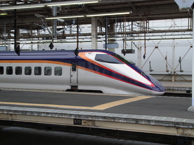 山形新幹線 つばさ新庄行 RIMG6150