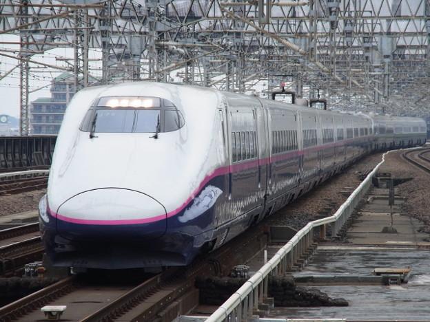 東北・秋田新幹線 はやて・こまち東京行 RIMG6153