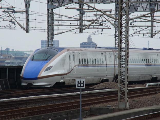 北陸新幹線 あさま長野行 RIMG6158