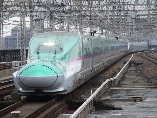 東北・秋田新幹線 はやぶさ・こまち東京行 RIMG6160