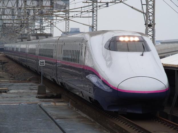 上越新幹線 とき東京行 RIMG6166