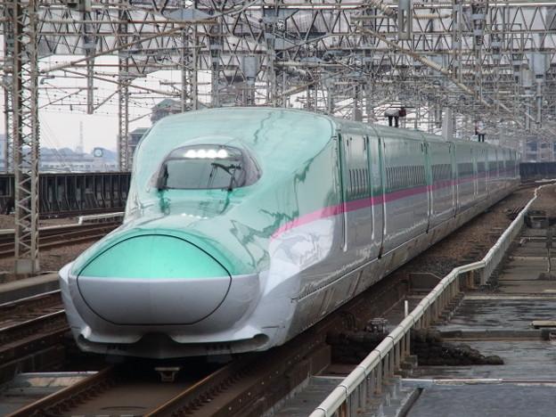 東北新幹線 はやぶさ東京行 RIMG6177