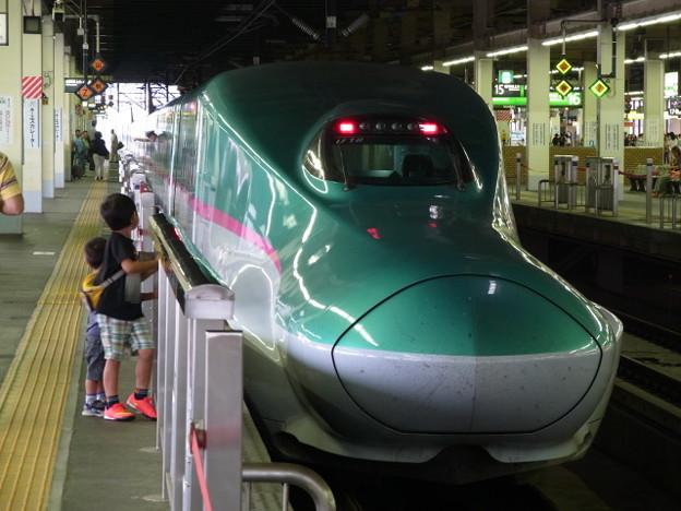 東北新幹線 はやぶさ東京行 RIMG6179