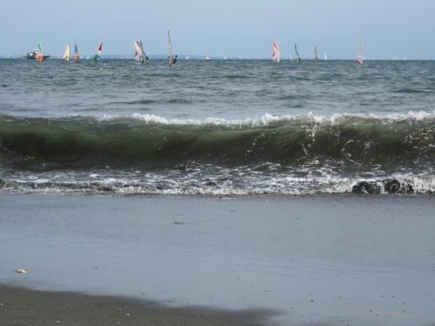 片瀬東浜海岸 海その944 IMG_3341