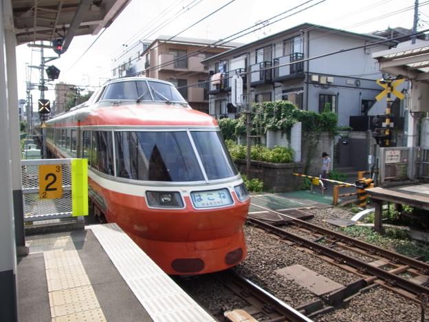 小田急小田原線 特急ロマンスカー箱根湯本行 RIMG6182