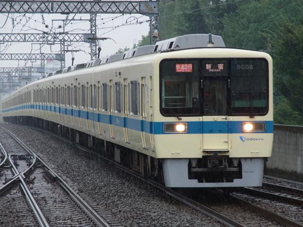 小田急江ノ島線 快速急行新宿行 RIMG6185