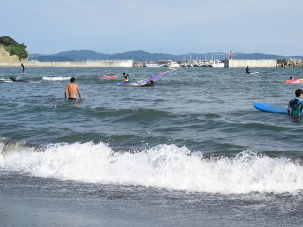 片瀬東浜海岸 海その972 IMG_3353