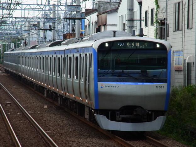 相鉄本線 普通横浜行 RIMG6362