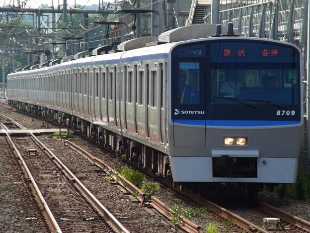 相鉄本線 普通横浜行 RIMG6367