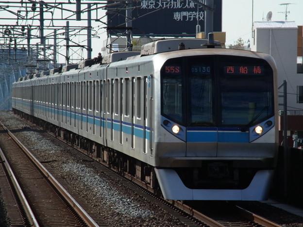 東京メトロ東西線 普通西船橋行 RIMG6442