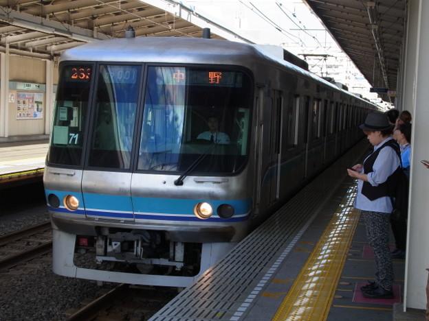 東京メトロ東西線 普通中野行 RIMG6444