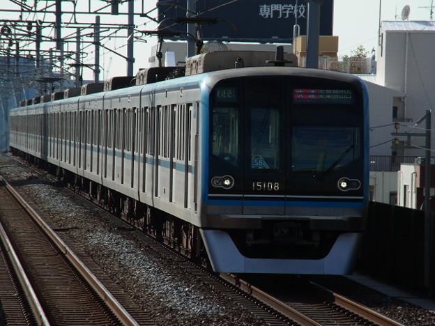 東京メトロ東西線 快速東葉勝田台行 RIMG6445