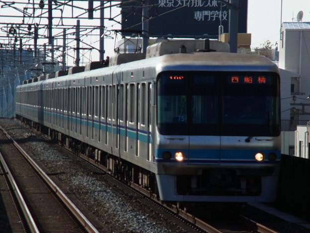 東京メトロ東西線 普通西船橋行 RIMG6447