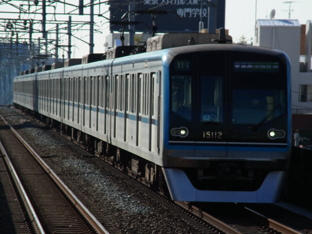 東京メトロ東西線 快速東葉勝田台行 RIMG6448