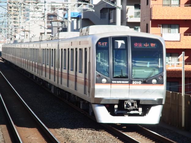 東京メトロ東西線 快速中野行 RIMG6449