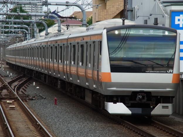 中央線 快速高尾行 RIMG6521