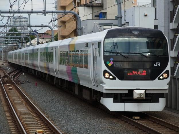 中央本線 特急かいじ甲府行 RIMG6522