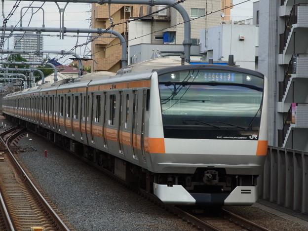 Photos: 中央線 中央特快高尾行 RIMG6525