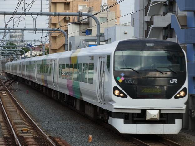 中央本線 特急あずさ松本行 RIMG6527