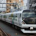 Photos: 中央本線 特急あずさ松本行 RIMG6527
