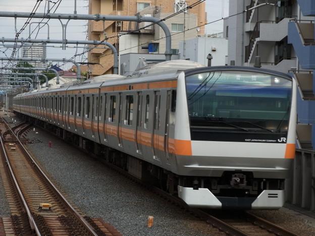 中央線 快速青梅行 RIMG6530