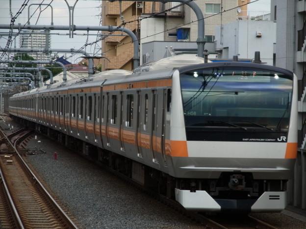 Photos: 中央線 快速八王子行 RIMG6531